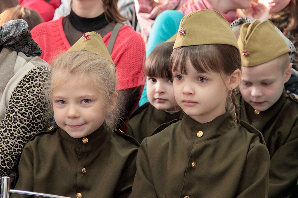 В Красном прошел фестиваль воскресных школ Арзамасского района «Мой ангел»